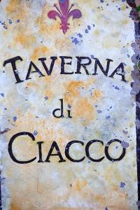 Taverna da Ciacco MICHELIN Guide 2016 via Dante Alighieri 30/a, 53027 San Quirico d'Orcia